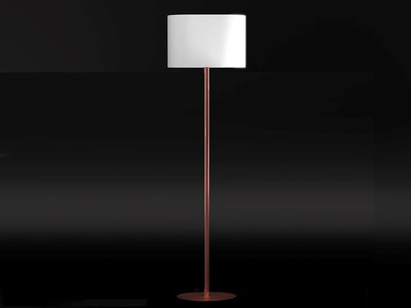 LED fabric floor lamp DIVA | Floor lamp by Marzais Créations