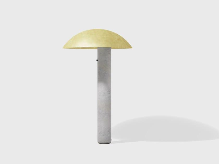 LED floor lamp PUFFBALL   Floor lamp by Matter Made