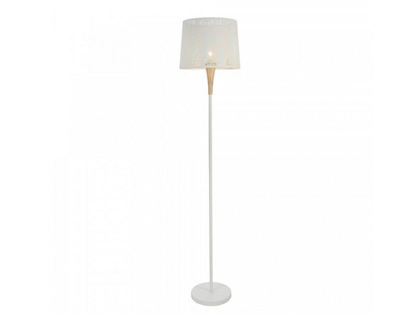 Metal floor lamp LANTERN | Floor lamp by MAYTONI