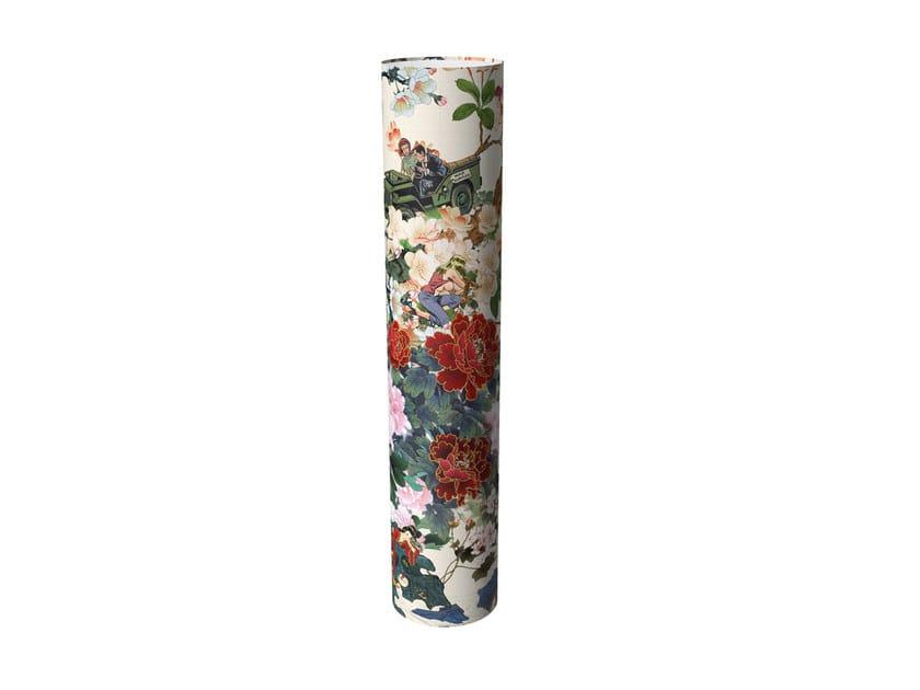 Fabric floor lamp SAVE EMPRESS WU | Floor lamp by Mineheart