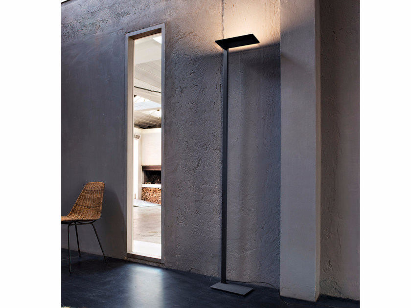 LED indirect light floor lamp PLORIT | Floor lamp by Olev