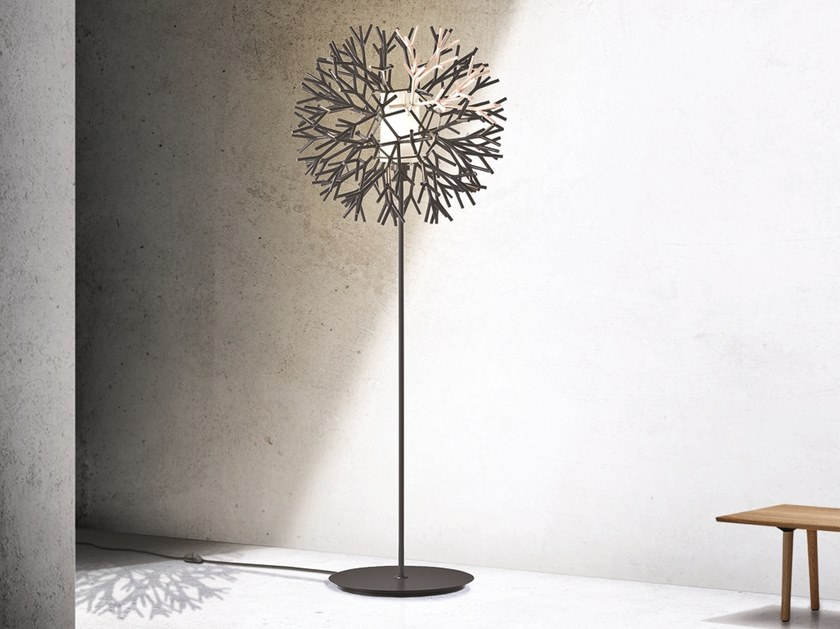 Direct light ABS floor lamp CORAL | Floor lamp by Pallucco