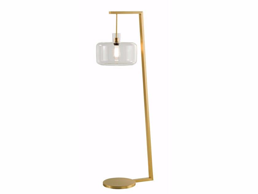 LED floor lamp NACELLE | Floor lamp by Roche Bobois