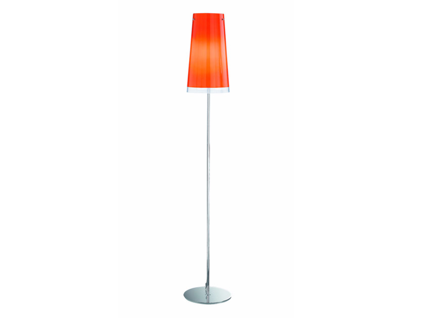 Blown glass floor lamp SHARON | Floor lamp by ROSSINI