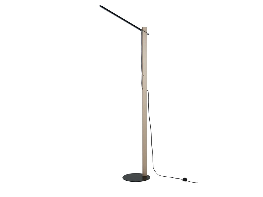 LED floor lamp GRIM | Floor lamp by LUZ EVA