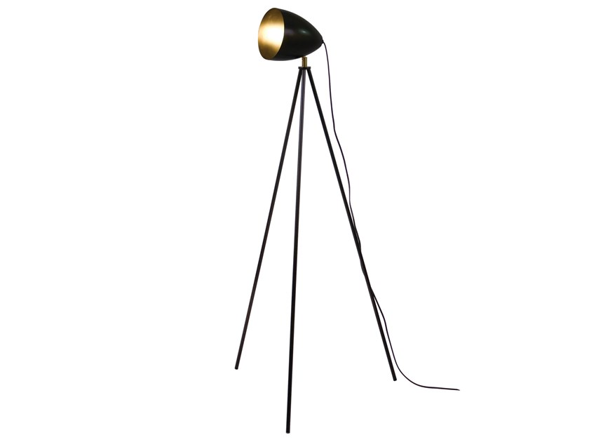Adjustable floor lamp OSCAR | Floor lamp by LUZ EVA