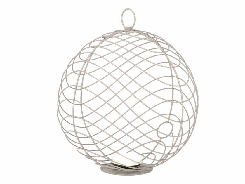 Powder coated aluminium Floor lamp CHIOS | Floor lamp by Smania