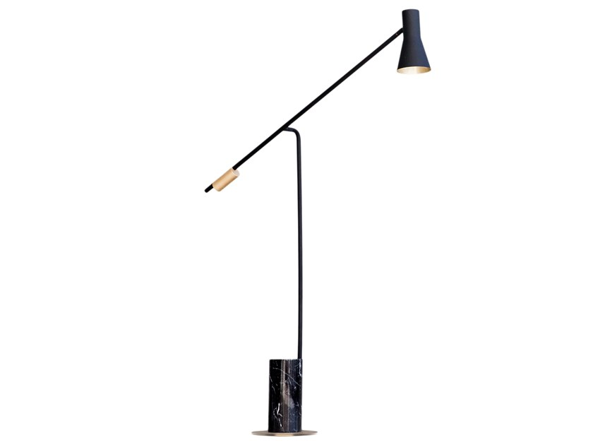 LED direct light floor lamp LUTZ | Floor lamp by Versant Edition