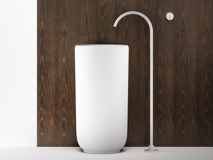 ACQUIFERO | Robinet pour lavabo à fixation au sol