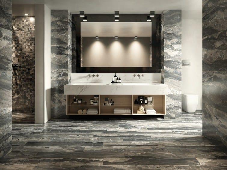 Pavimento/rivestimento effetto marmo CASTLE WINDSOR by La Fabbrica