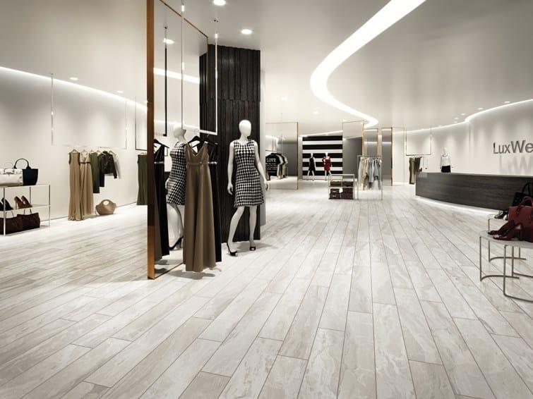 Pavimento/rivestimento effetto marmo CASTLE BALMORAL by La Fabbrica