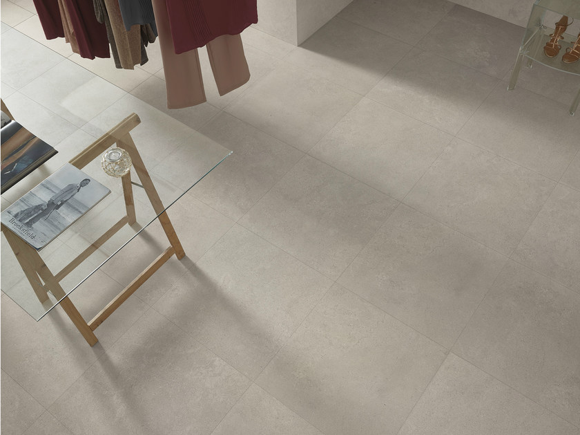 Porcelain stoneware flooring with stone effect NEST   Flooring by Love Tiles