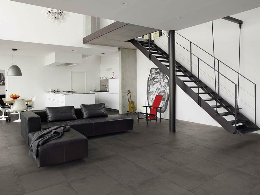 Porcelain stoneware flooring GLANCE by Panaria Ceramica