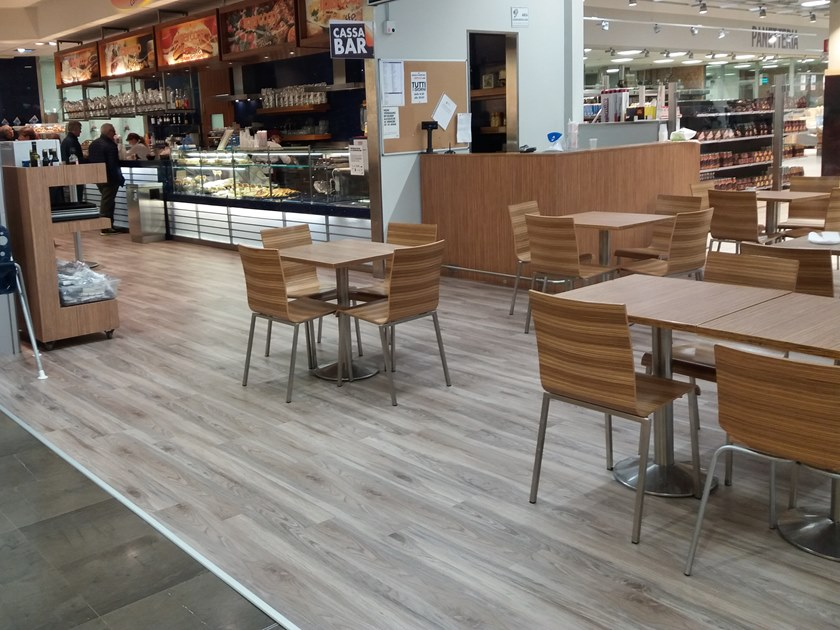 PVC flooring with wood effect RVF 45 | Flooring with wood effect by TIMBY PARQUETS