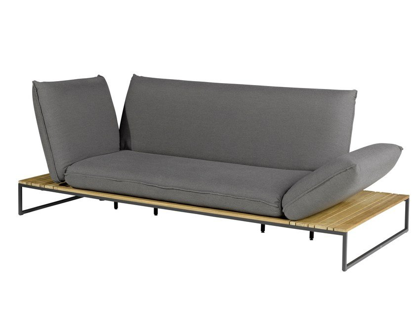 flora lounge 3 er gartensofa by fischer m bel design thomas kirn. Black Bedroom Furniture Sets. Home Design Ideas