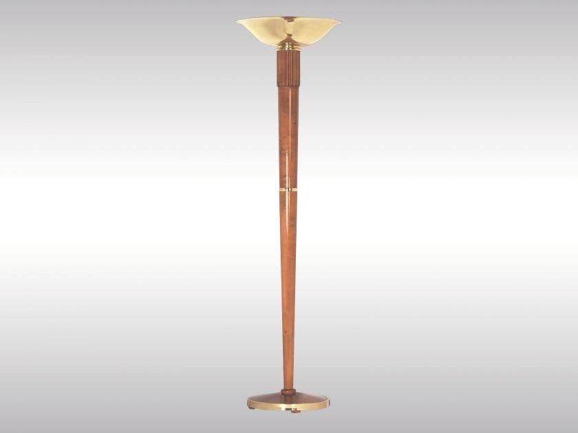 Classic style floor lamp FLORA by Woka Lamps Vienna