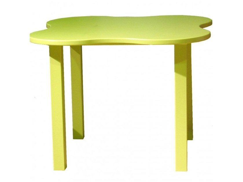 MDF Kids table FLORE | Kids table by Mathy by Bols