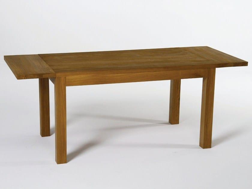 Superieur Extending Rectangular Oak Table FLOS | Extending Table By ERA