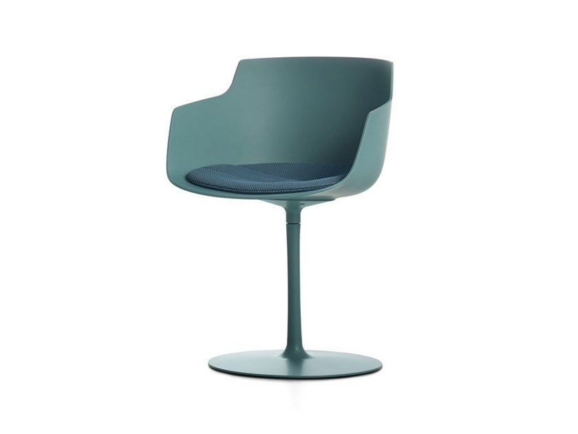 FLOW SLIM COLOR | Chaise pivotante Collection Flow By MDF