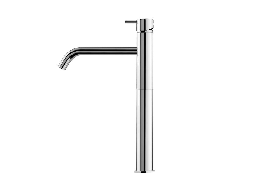 Chromed brass washbasin tap FLOW T1.15 | Washbasin tap by Water Evolution