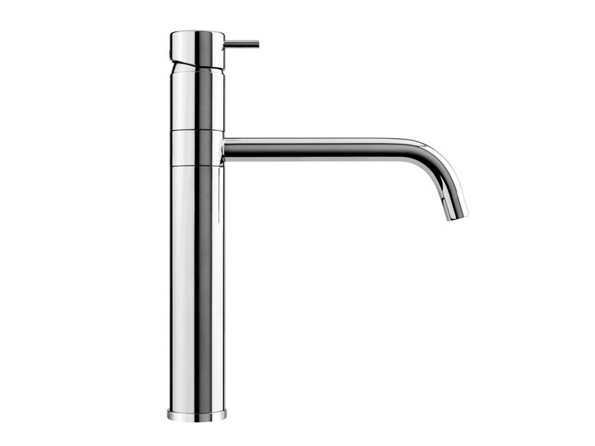 Chromed Brass Kitchen Tap FLOW T1.50 | Kitchen Tap By Water Evolution