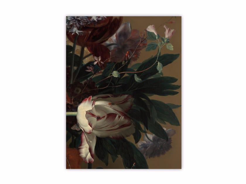 Print on paper FLOWER 2 by Funky Milk