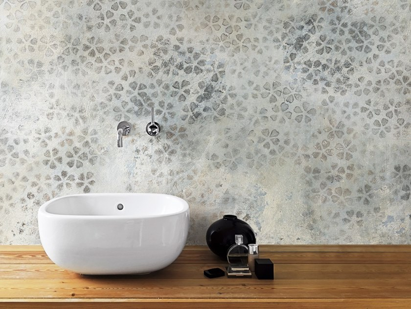 Ecological washable PVC free wallpaper FLOWERING by Wallpepper