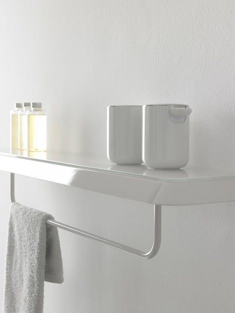 Fluent bathroom wall shelf by inbani design arik levy amipublicfo Images