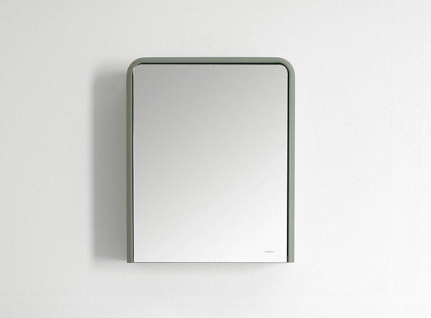 Bathroom Wall Cabinet With Mirror FLUENT | Bathroom Wall Cabinet By INBANI