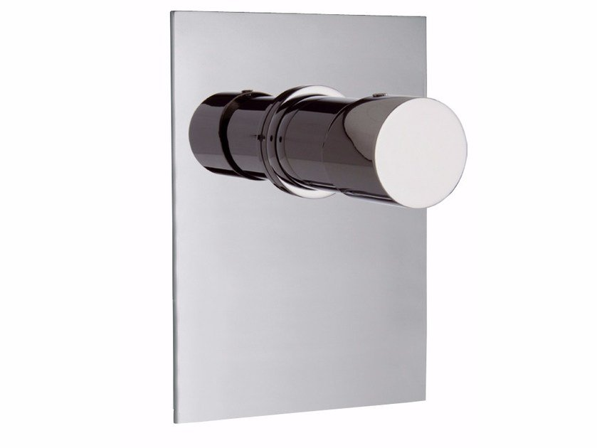 Wall-mounted chromed brass remote control tap FLUID F3859X1 | Remote control tap by FIMA Carlo Frattini