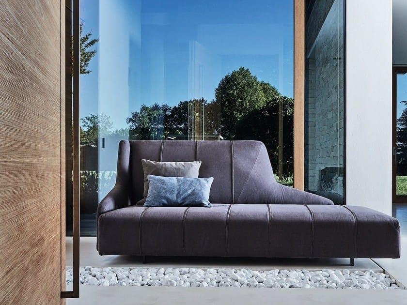 3 seater fabric leisure sofa FLUID | Sofa by Ditre Italia