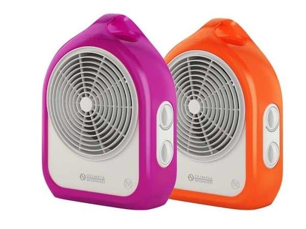 Heater fan FLUO by OLIMPIA SPLENDID
