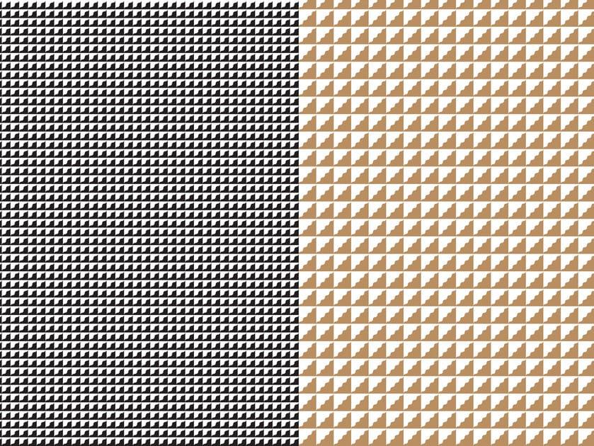 Wallpaper / floor wallpaper FLUTTO by Texturae