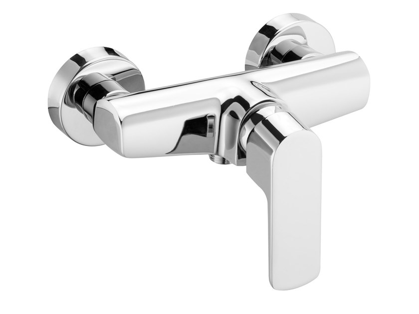 2 hole external single handle shower mixer FLY | Shower mixer by BIANCHI RUBINETTERIE