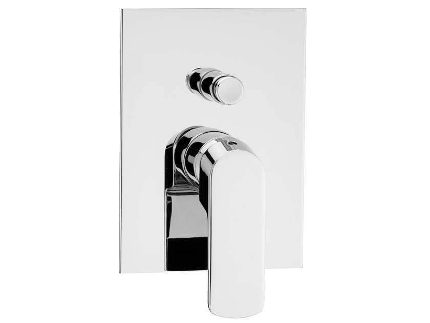 Recessed shower mixer with diverter FLY | Shower mixer with diverter by BIANCHI RUBINETTERIE