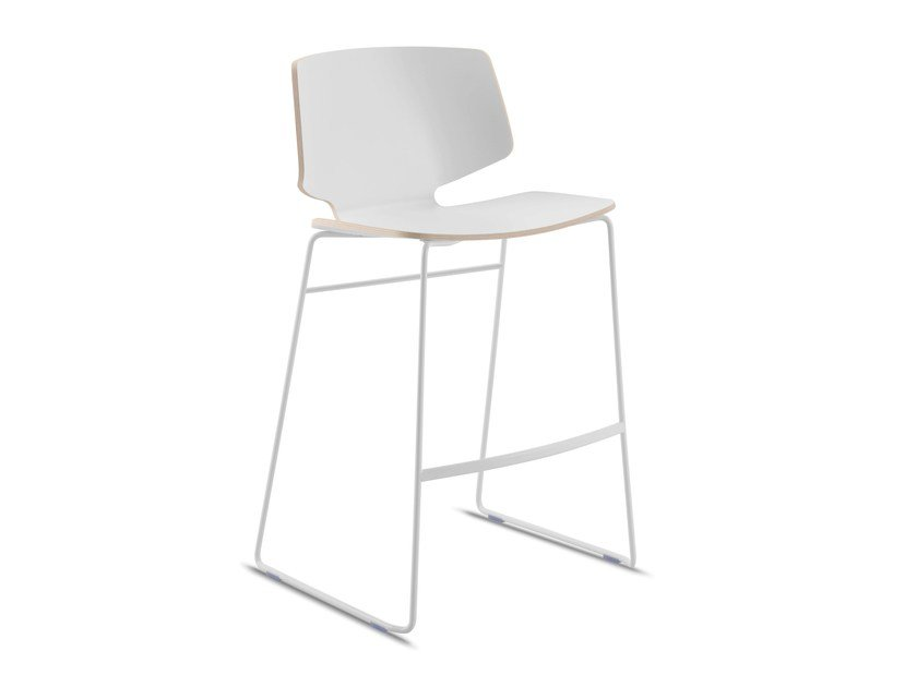 Chair with footrest FLY-TR   Chair by DOMITALIA
