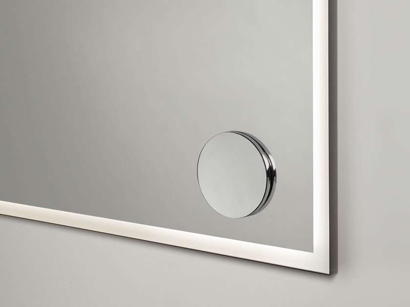 Shaving mirror FOCUS by Antonio Lupi Design