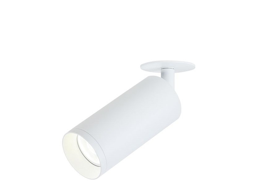 Direct light swivel aluminium ceiling lamp FOCUS | Recessed ceiling lamp by MAYTONI