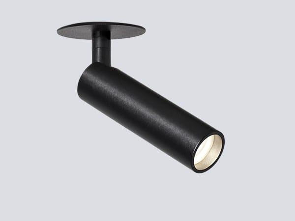 LED semi-inset spotlight FOCUS | Semi-inset spotlight by ONOK Lighting