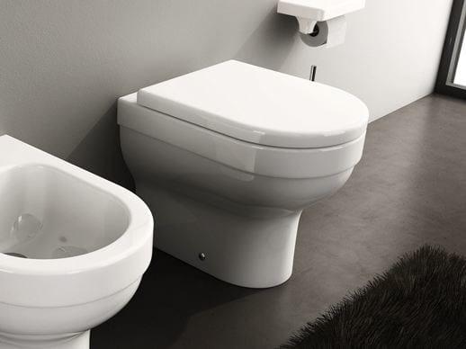 Ceramic toilet FOCUS | Toilet by Hidra Ceramica