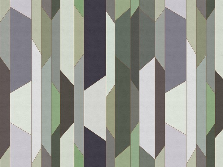 Digital printing wallpaper FOLD by Architects Paper