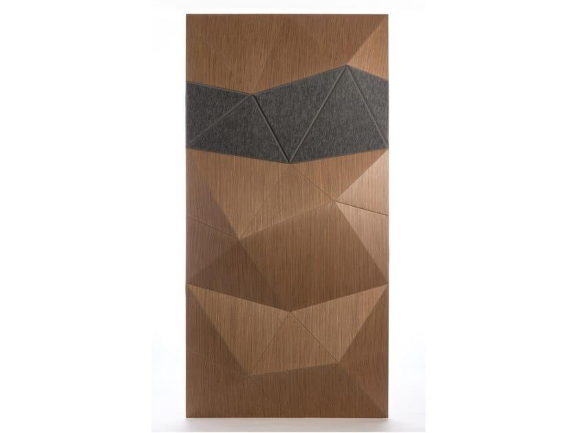 Decorative panel FOLD PANEL  L by Wood-Skin