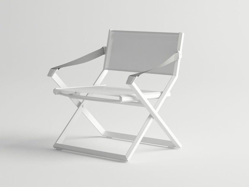 Garden folding easy chair VICTUS   Folding easy chair by 10Deka