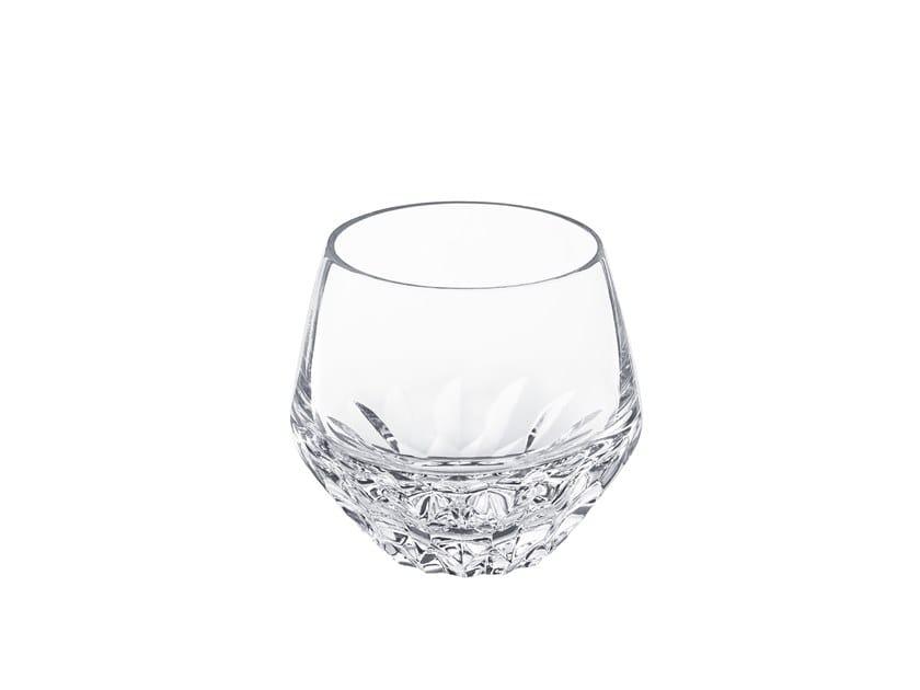 Glass glass FOLIA SHOT by Saint-Louis