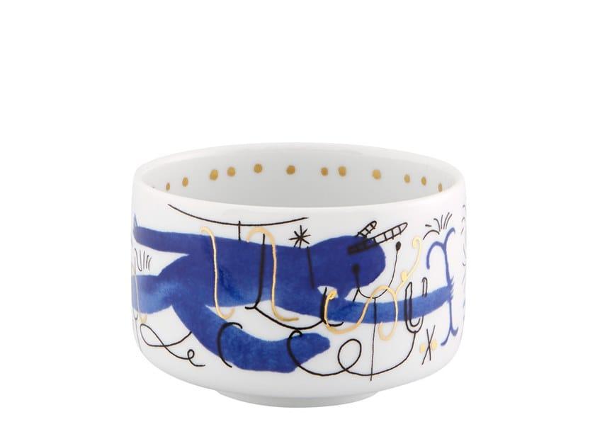 Porcelain bowl FOLKIFUNKI 28CL | Bowl by Vista Alegre