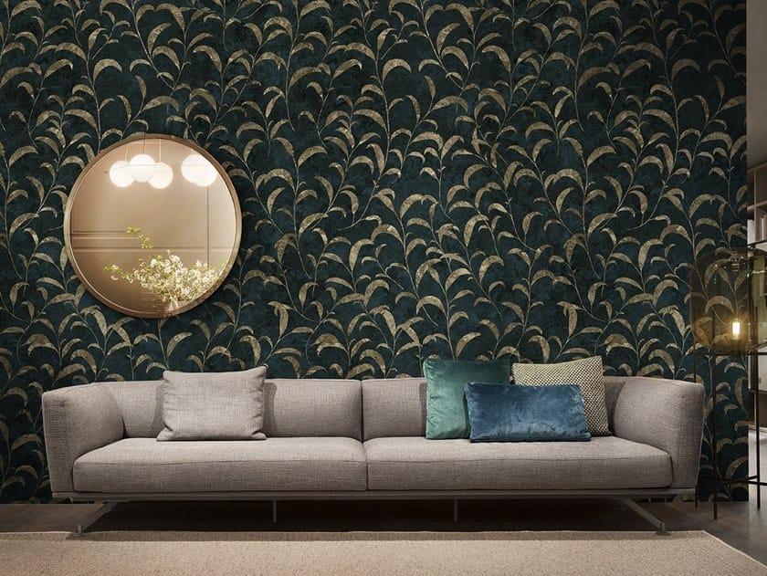 Vinyl wallpaper FOLLIE by Inkiostro Bianco