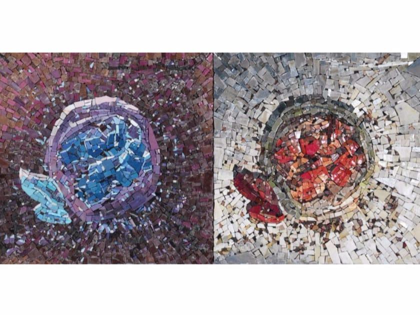Natural stone mosaic FOOD by FRIUL MOSAIC