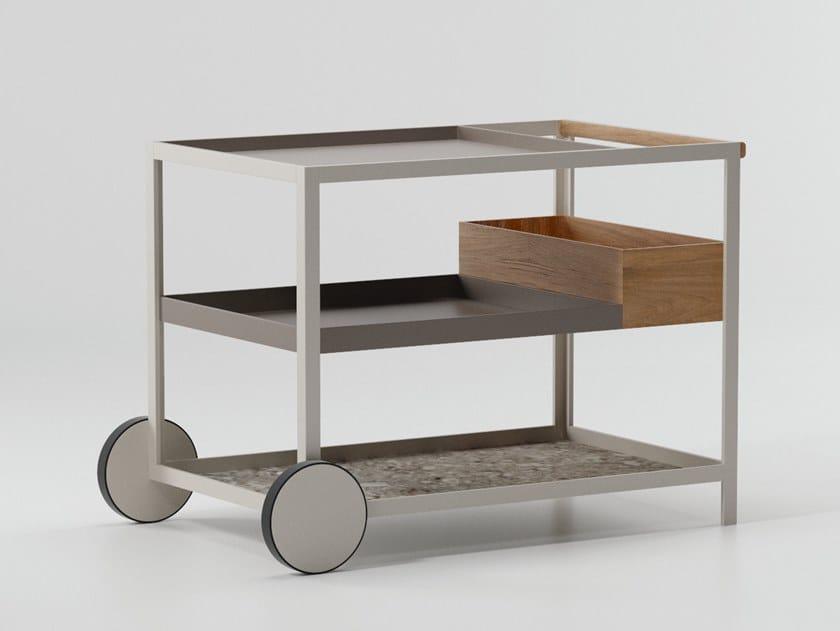Garten Servierwagen By Kettal Design Konstantin Grcic