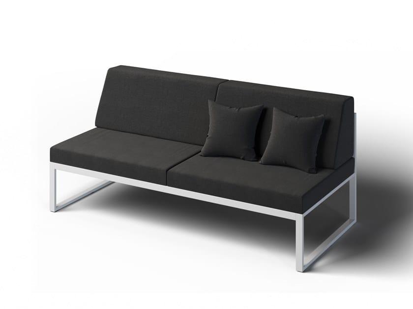 2 seater garden sofa FORMAL | Garden sofa by Laubo