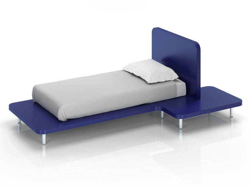HPL single bed FORME | Bed by De Rosso
